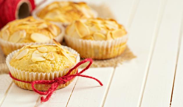 Pastinaak muffin