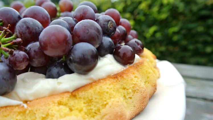 recept druiventaart