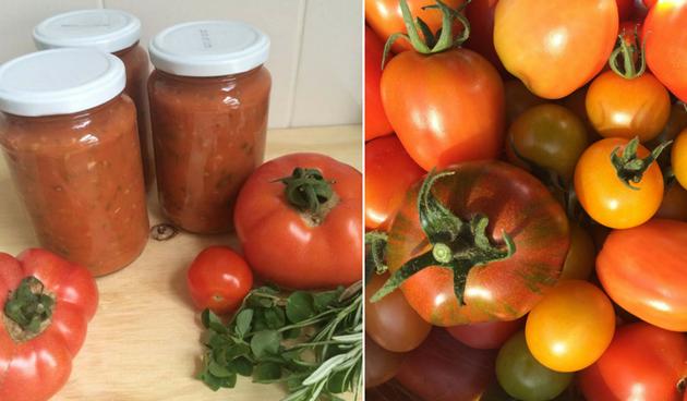 tomatensaus recept floor korte