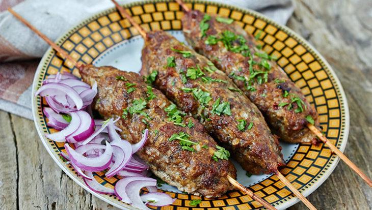 Recept Indiase kofta met koriander