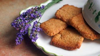 Recept lavendelkoekjes