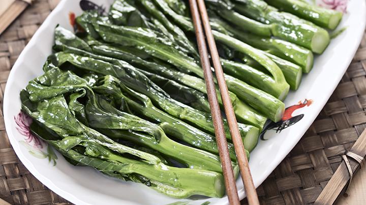 Kai-lan broccoli