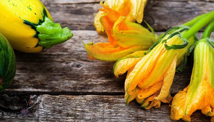 Dubbel plezier: van deze groenten eet je ook het blad of de bloemen