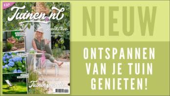 Ga de tuin in met Tuinen.nl magazine